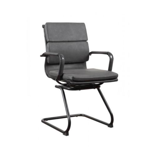 Офисный стул DAFNA DELUXE VISITOR BK OT-5002A-BK