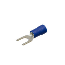 Наконечник кабельный вилочный изолированный НВИ 2.5х6