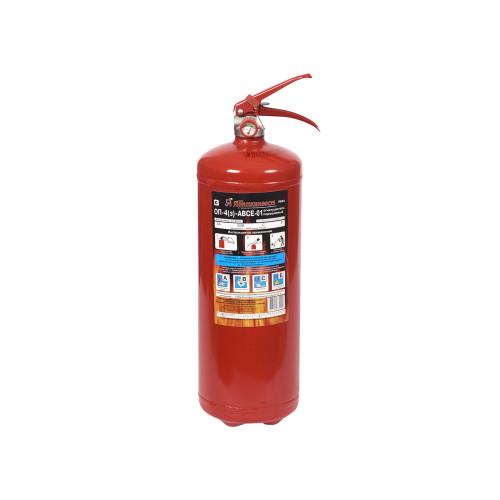 Огнетушитель ОП-4 (Порошковый)