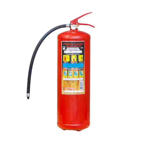 Огнетушитель ОП-8 (Порошковый)