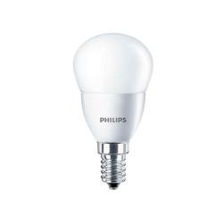 Лампа светодиодная ESSLED Lustre 5.5-60W E14 840 P45NDFR RCA