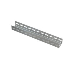 Профиль перфорированный металлический L1000