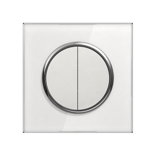 Выключатель SONGRI ELECTRIC SEU1-3 2 кнопочный