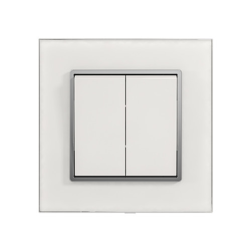 Выключатель SONGRI ELECTRIC SEU2-6 2 кнопочный