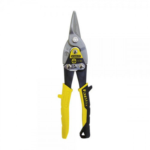 Ножницы по металлу Aviation прямые STANLEY 2-14-563