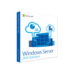 Операционная система MICROSOFT Windows Server Std 2016 64Bit (Русская версия)