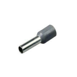 Наконечник кабельный штыревой втулочный изолированный НШВИ 4х9